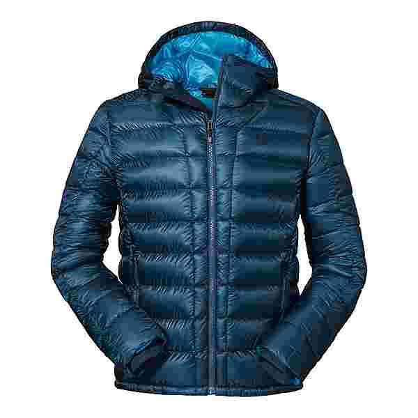 Schöffel Down Jacket Lodner M Daunenjacke Herren 8859 blau