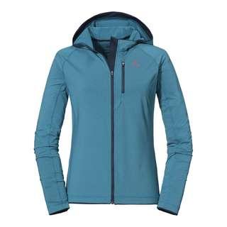 Schöffel Fleece Jacket Fjordland L Fleecejacke Damen 7160 blau