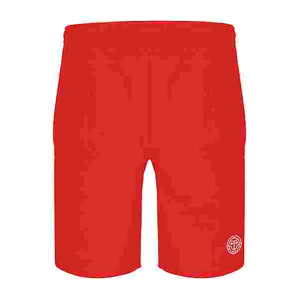 BIDI BADU Henry 2.0 Tech Shorts Tennisshorts Herren rot