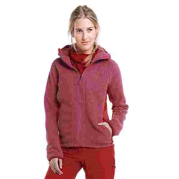 Schöffel Fleece Hoody Trifide L Fleecejacke Damen 3430 pink