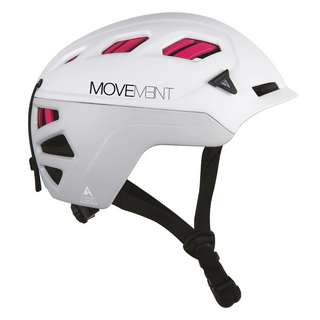 MOVEMENT 3TECH ALPI WOMEN Skitourenhelm Damen light grey/white/pink