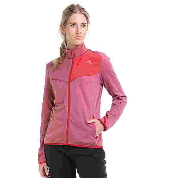 Schöffel Fleece Jacket Houston1 Fleecejacke Damen 3430 pink