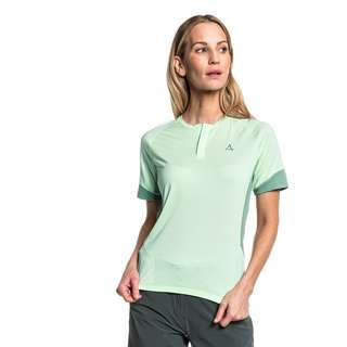 Schöffel Shirt Auvergne L Trikot Damen 6060 grün