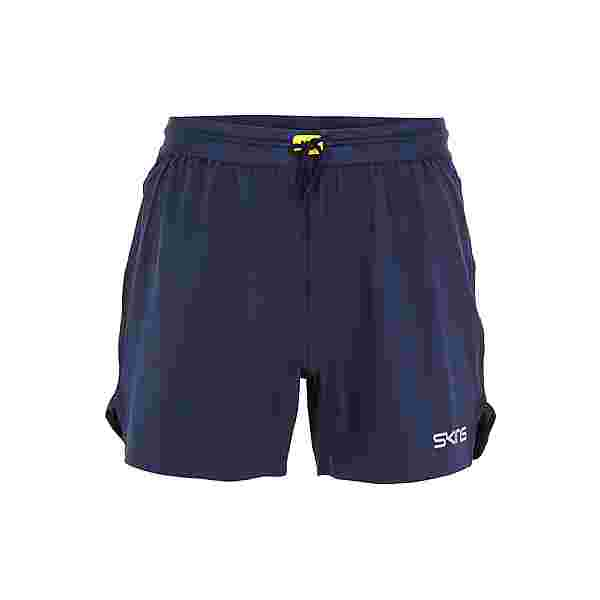 Skins S3 Run Shorts Funktionsshorts Herren Navy Blue
