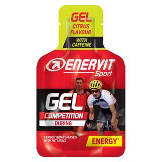 Enervit Sport Gel Powergel Citrus Caffeine