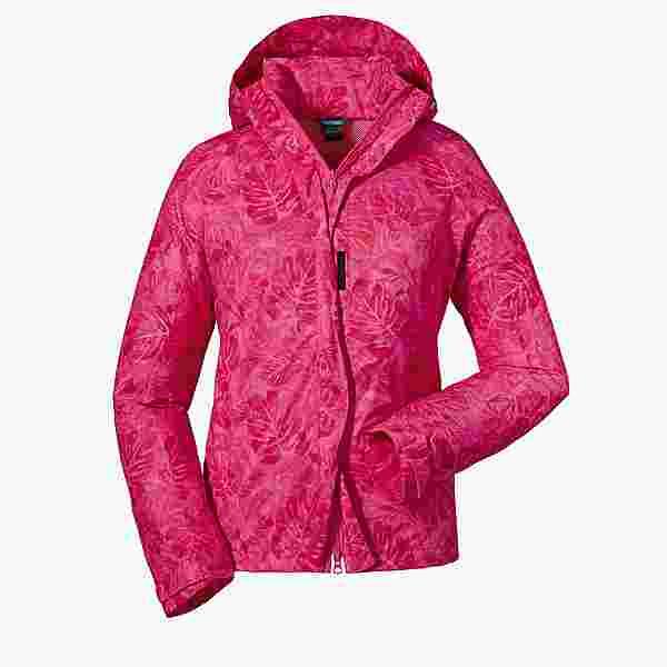 Schöffel Jacket Easy L4 Regenjacke Damen fandango pink