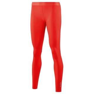 Skins DNAmic Long Tights Tights Damen Coral Red