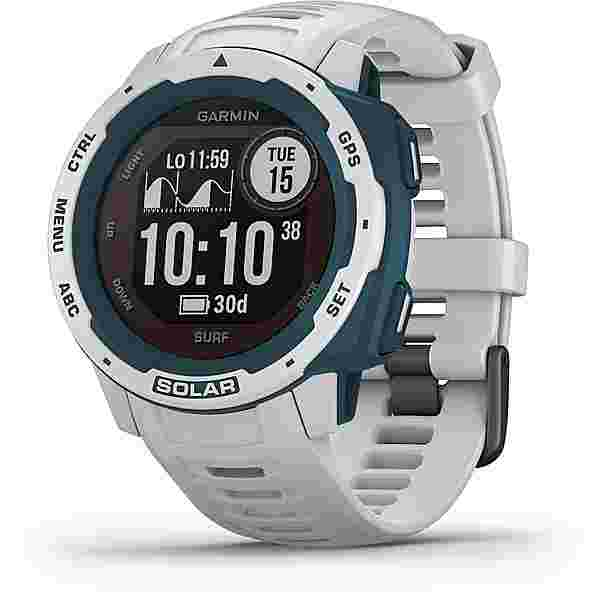 Garmin Instinct Solar Edition – Surf Sportuhr cloudbreak