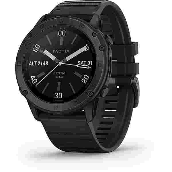 Garmin TACTIX DELTA DLC Saphirglas Smartwatch schwarz