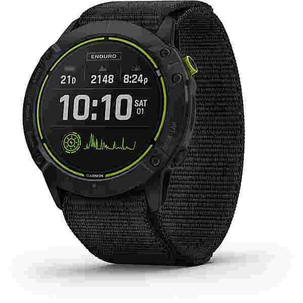 Garmin Enduro DLC -Titan Smartwatch schwarz