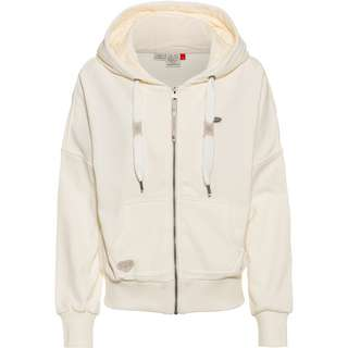 Ragwear Hodby Sweatjacke Damen off white
