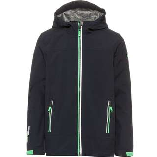 KILLTEC ADJERO JR Softshelljacke Kinder dunkelnavy