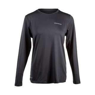 Endurance Yonan Langarmshirt Damen 1001 Black