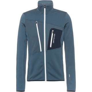 ORTOVOX Grid Fleecejacke Herren night blue
