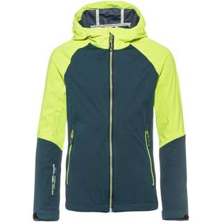 KILLTEC RODENY JR Softshelljacke Kinder petrol