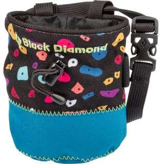 Black Diamond Chalkbag Kinder azul