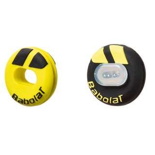 Babolat Custom Damp Dämpfer schwarzgelb