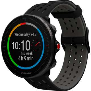 Polar VANTAGE M2 Sportuhr black-grey