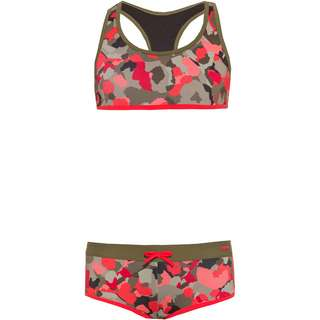 Protest IBIS JR Bikini Set Kinder just leaf