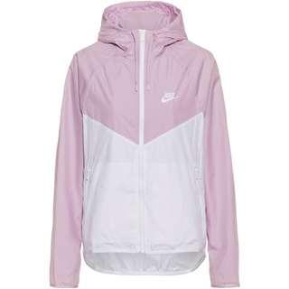 Nike Windrunner Windbreaker Damen iced lilac-white-white