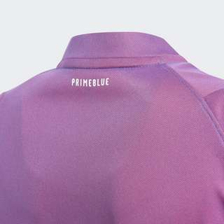 adidas Tennis FreeLift Primeblue Poloshirt Poloshirt Kinder Purple / White