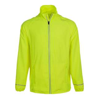 Endurance Lessend Laufjacke Herren 5001 Safety Yellow