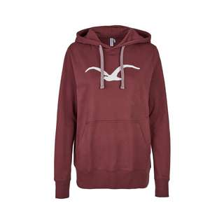 Cleptomanicx Möwe Hoodie Damen Port Royale