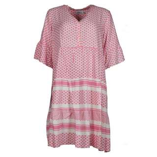 Zwillingsherz Kleid Celina Kleid Damen rosa