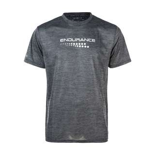Endurance PORTOFINO Printshirt Herren 1038 Mid Grey Melange