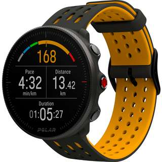 Polar VANTAGE M2 Sportuhr grey-yellow