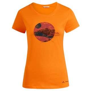 VAUDE Women's Spirit T-Shirt T-Shirt Damen mango