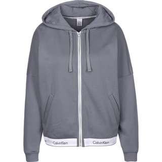 Calvin Klein Sportswear Sweatjacke Damen grau