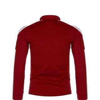 adidas Squadra 21 Trainingsjacke Kinder rot / weiß