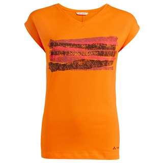 VAUDE Women's Proclaim T-Shirt T-Shirt Damen mango