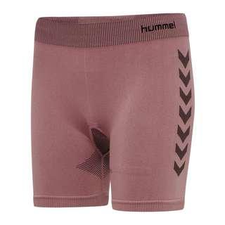 hummel hmlFIRST Seamless Short Damen Funktionsunterhose Damen rosa