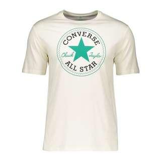 CONVERSE Nova Chuck Patch T-Shirt Beige T-Shirt Herren beigegruenschwarz