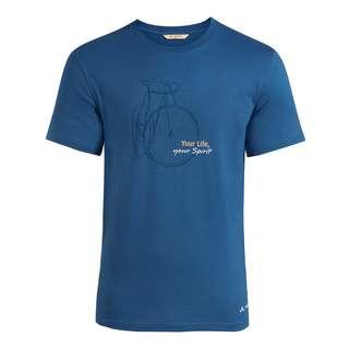 VAUDE Men's Spirit T-Shirt T-Shirt Herren ultramarine