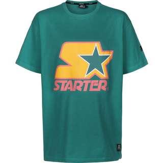 STARTER Logo T-Shirt Herren grün