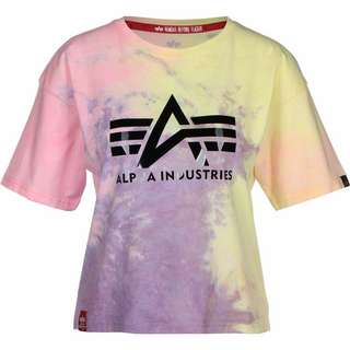 Alpha Industries Big A W T-Shirt Damen multi