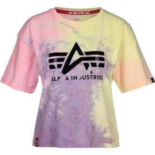 Alpha Industries Big A W T-Shirt Damen multi