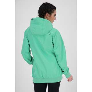 ALIFE AND KICKIN Black MambaAK Kurzjacke Damen emerald