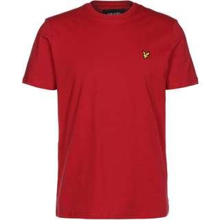 Lyle & Scott Crew Neck T-Shirt Herren rot