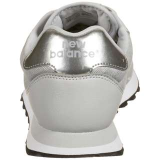 NEW BALANCE 500 Sneaker Damen beige / silber