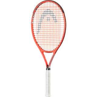 HEAD Radical 26 Tennisschläger Kinder orange-grau