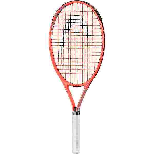 HEAD Radical 23 Tennisschläger Kinder orange-grau