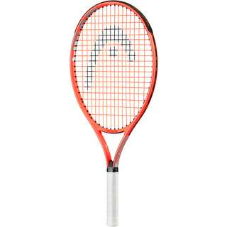 HEAD Radical 25 Tennisschläger Kinder orange-grau