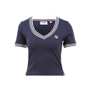 FILA HEBE T-Shirt Damen black iris