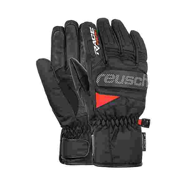 Reusch Ski Race VC R-TEX® XT Skihandschuhe black/white/fluo red