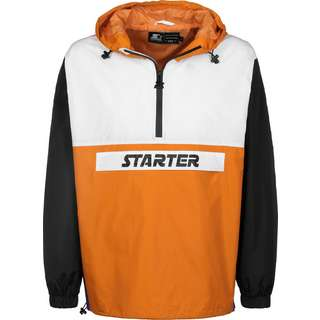 STARTER Will Windbreaker Herren orange