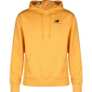 NEW BALANCE Essentials Embroidered Hoodie Herren gelb